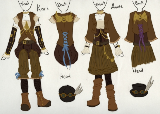 Steampunk_Outfits