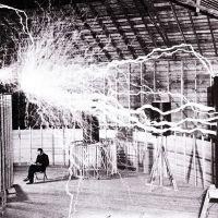 Nikola Tesla, Mad Scientist